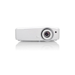 Optoma EH490 - HD (1080p) Professional 3D Networking DLP Projector with 4600 Lumens