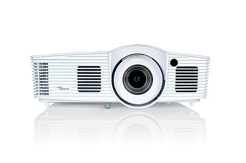 Optoma W416 - WXGA Portable Networking DLP Projector with 4500 Lumens