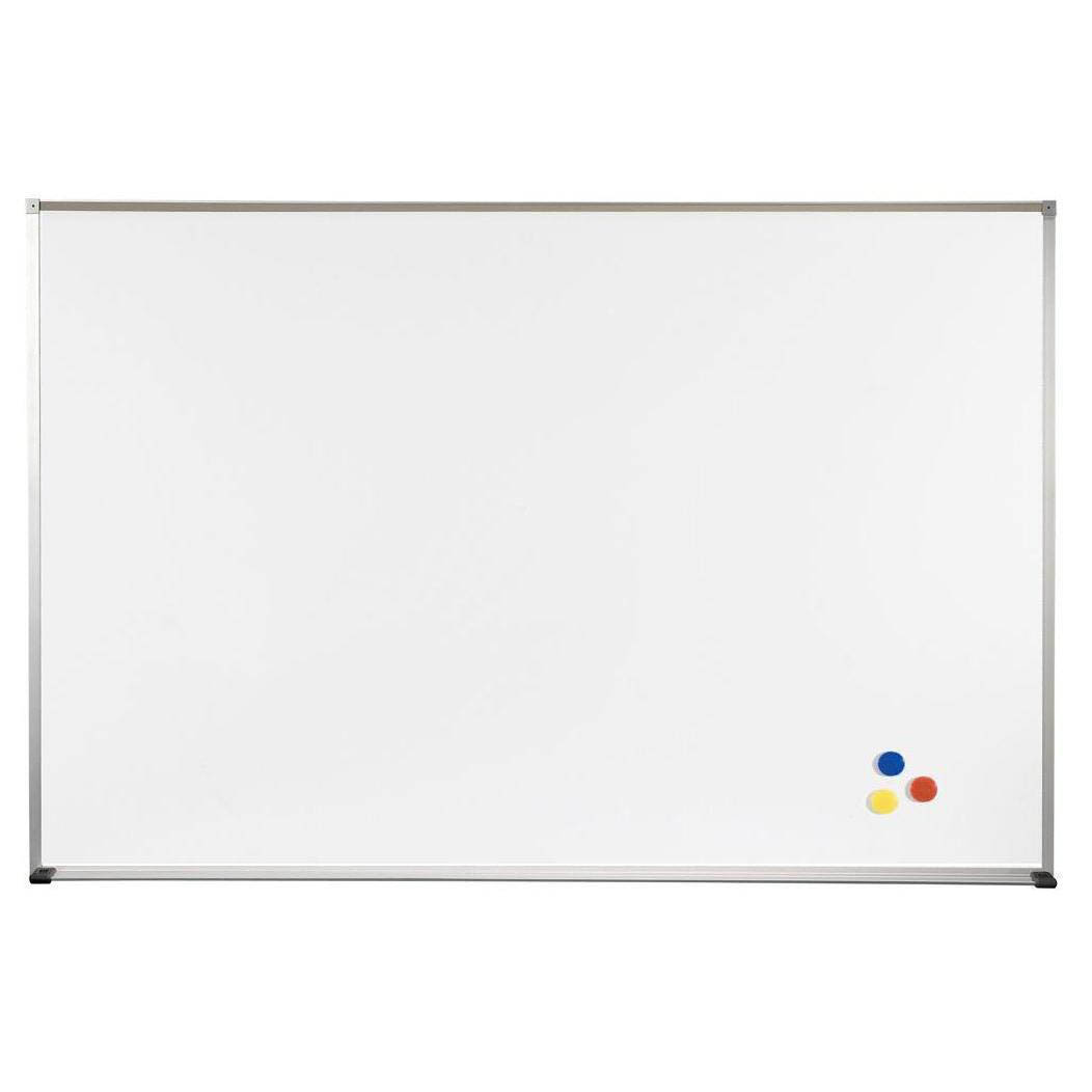 Best-Rite 219AD 4'W x 4'H Deluxe Magne-Rite Magnetic
