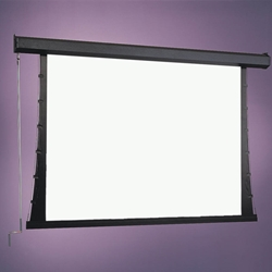 Premier/Series C - 12x12 (204 Diag.) Projector Screen, Square Format, Matt White Fabric Draper,200093,Projector Screen,Wall Ceiling,Manual,PremierSeries C