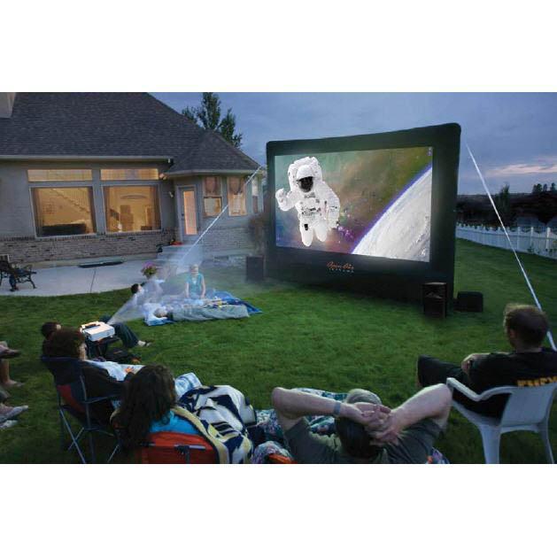 Open Air Cinema Cbh 12 166 Quot Diagonal 12 X 7 Cinebox
