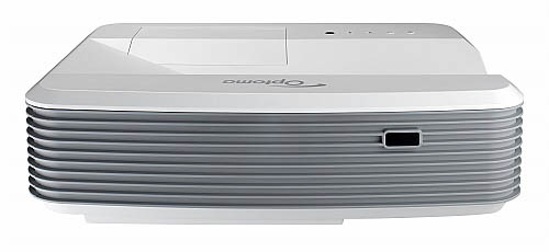 Optoma EH320UST - HD (1080P) Ultra-Short Throw Networking DLP Projector with 4000 Lumens