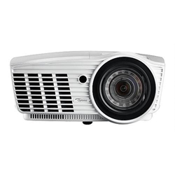 Optoma EH415ST - HD (1080P) Short Throw Networking DLP Projector with 3500 Lumens