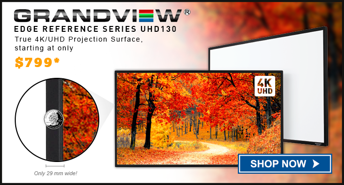 grandview edge uhd130