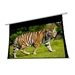 "EluneVision 150"" (74x130) 16:9 Reference Studio Tab-Tensioned In-Ceiling Screen 4K+ 1.0 Gain Projector Screen - EV-TIC-150-1.0 - Elune-EV-TIC-150-1.0"