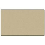 "Ghent 120.5"" x 48.5"" 1/2"" Vinyl Tackboard - Wrapped Edge - Caramel"