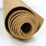 "Ghent 4x12 1/4"" Natural Cork Roll"