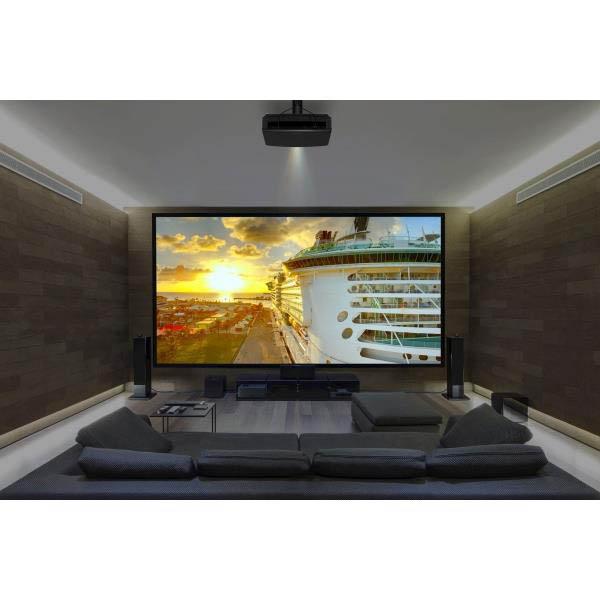 optoma optoma uhd65 native 4k uhd 2200 lumen home cinema projector optoma uhd65. Black Bedroom Furniture Sets. Home Design Ideas