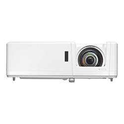 Optoma ZU606T-W WUXGA Professional Installation Laser Projector with 6000 Lumens