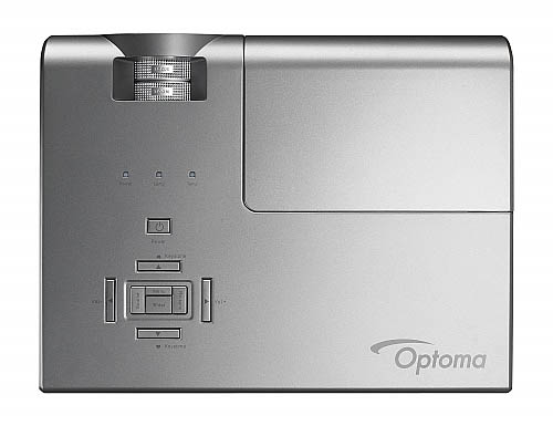 Optoma Eh500 1080p Hd Networking Dlp Projector With 4700