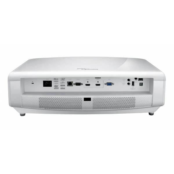 Optoma UHD60 - 4K UHD Home Theater DLP Projector with 3000 Lumens