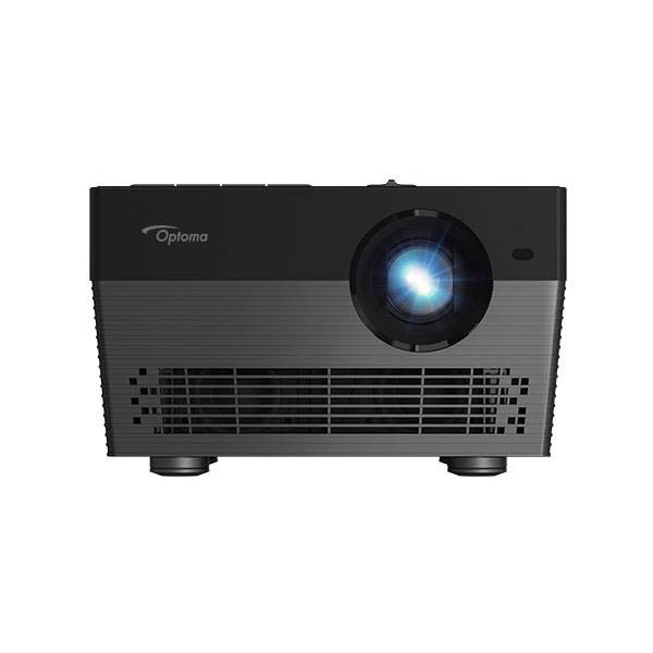 Optoma UHL55 - 4K UHD Alexa & Google Compatible Home Theater DLP Projector  with 1500 Lumens