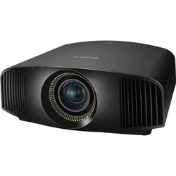 Sony VPL-VW665ES Full 4K (4096x2160) 3D Home Theater Projector with 1800 Lumens
