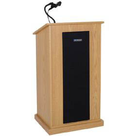 Amplivox Wireless Chancellor Lectern