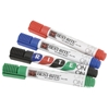 Multi-Media Whiteboard Kit - 1 Pack of Rite-On Markers, 1 Eraser cloth, and 1 Spray Bottle