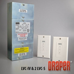 Draper Low Voltage Control with 2 Switches