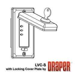 Draper LVC-S with Locking Cover Plate
