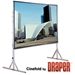 Draper Cinefold Folding Frame Projector Screen