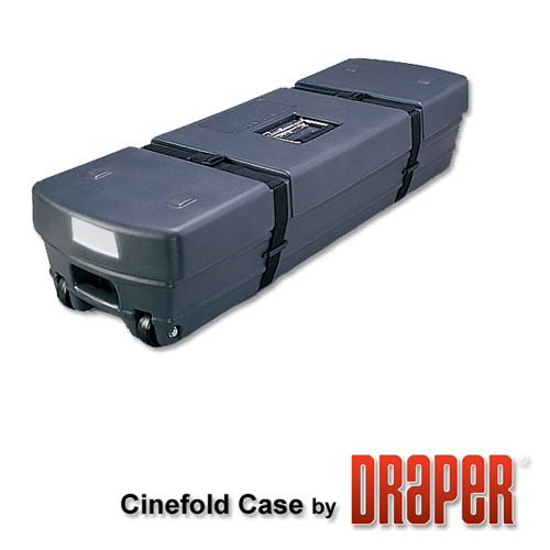 Draper Folding Frame Projector Screen Carrying Case