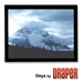 Draper Onyx Fixed Frame Projector Screen