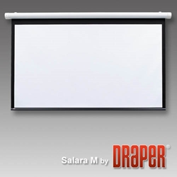 Draper Salara Electric Projector Screens
