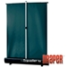 Draper Traveller 25x40 (47 Diag.) Floor Rising Projector Screen, 16:10 Format, Matt White Fabric - 230135