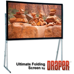 Draper Ultimate Folding Heavy Duty Projector Screen
