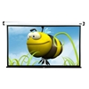 "Home2 Series 135"" Diag.(96x96) Electric Projector Screen, Square Format, MaxWhite FG Fabric"