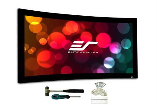 Elite Screens Curve92WH2