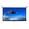 "Elite Screens Manual Series 135"" Diag. (66"" x 117"") Wall/Ceiling Projector Screen, HDTV Format, MaxWhite Fabric"