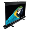 "Elite Screens ezCinema Series 80"" Diag. (39"" x 70"") Portable Floor Rising Screen, HDTV Format, MaxWhite Fabric"