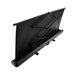 "Elite Screens ezCinema Plus Series 100"" Diag. (49"" x 87"") Portable Floor Rising Screen, HDTV Format, MaxWhite Fabric - F100XWH1"