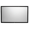 "SableFrame 2 Series 120"" Diag. (59x105) Fixed Frame Projector Screen, HDTV Format, CineWhite Fabric"
