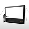 "Open Air Cinema Home 166"" Diag. (12'x7') Portable Inflatable Projector Screen"