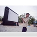 Open Air Cinema Cinebox HD 23' Diag. (20'x11') Portable Inflatable Projection Kit - CBH-20