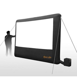 "Open Air Cinema Home 123"" Diag. (9x5) Portable Inflatable Projector Screen Open Air Cinema,H9,H 9,H9,H-9,H 9,H9,H-9"