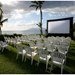 "Open Air Cinema Pro 220"" Diag. (16'x9') Portable Inflatable Projector Screen - P-16"